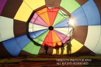 Balloon Silhouettes